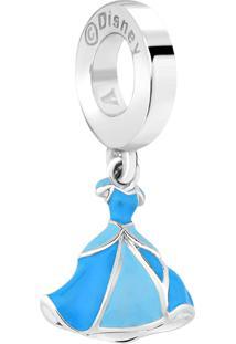 Pingente Life Vestido Da Princesa Cinderela Pequeno