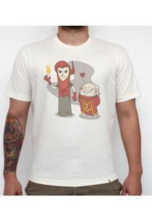 Catu É Vida - Camiseta Clássica Masculina
