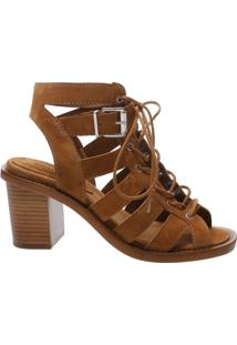 Open Boot Nobuck Neutral | Schutz