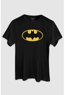 Camiseta Dc Comics Batman Clássico Bandup! - Masculino