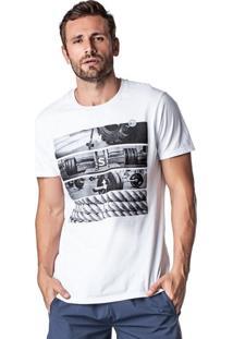 Camiseta Frames Vstm Branco