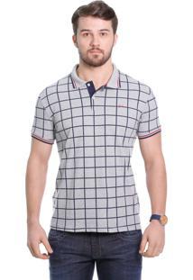 Camisa Polo Javali Mescla Xadrez