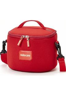 Kit Bolsa Térmica Notecare Neoprene Mini Vermelha