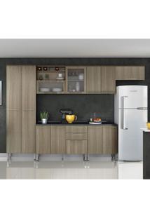 Cozinha Compacta Cheff I 11 Pt 3 Gv Carvalho Montreal