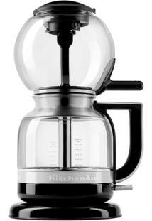 Cafeteira De Sifão Automática 1,18 L - Onyx Black 110V