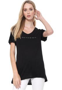 9031428386bbe Blusa Calvin Klein Recorte feminina   Shoelover