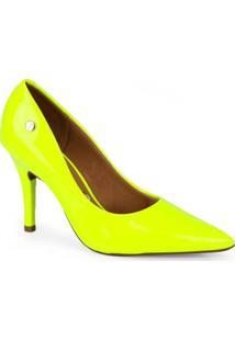 Sapato Scarpin Vizzano Neon Verde