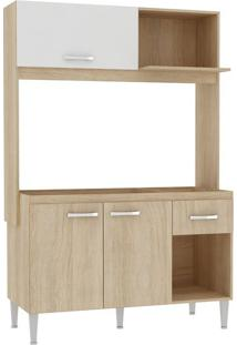 Cozinha Compacta Fellicci Sarah, 3 Portas, 1 Gaveta - Cc14