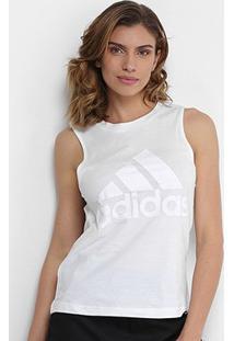 Camiseta Regata Adidas Ess Soli Feminina