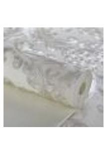 Papel De Parede Lavavel Texturizado Perolado Arabesco Gliter