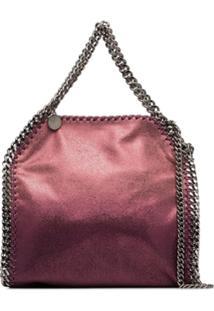 Stella Mccartney Mini Falabella Shoulder Bag - Rosa
