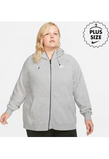 Plus Size - Blusão Nike Sportswear Essential Feminino