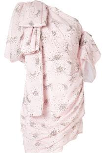 Acler Vestido Maves - Rosa