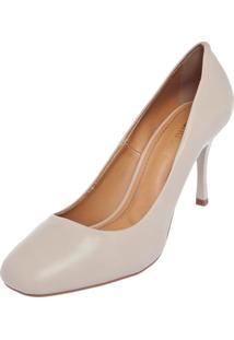 Scarpin Dafiti Shoes Clean Off-White