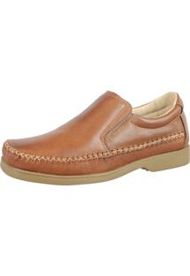 Mocassim Drive Casual Cla Cle Whisky 165