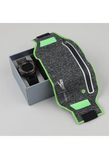 56ca3e8911c CEA. Kit De Relógio Digital Speedo Masculino + Porta Objetos -  81165g0evnp1k Preto - Único