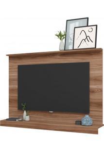 Painel Para Tv Com 1 Prateleira Rp 07 - Brv Móveis Elare