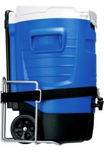 Caixa Térmica Nautika Igloo Sport 5 Gallon Roller - Cooler - Unissex-Azul