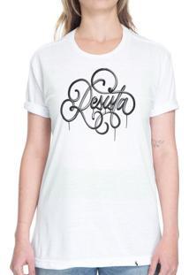 Resista - Camiseta Basicona Unissex