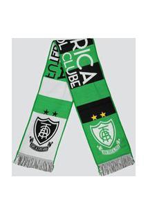 Cachecol América Mineiro Verde