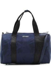 Bolsa Santa Lolla Lisa Azul-Marinho