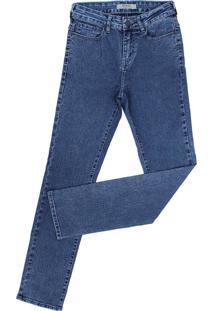Calça Jeans Tassa Azul