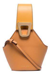 Danse Lente Johnny Leather Mini Bag - Marrom