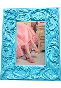 Porta Retrato Prolab Gift 10X15 Retrô Azul
