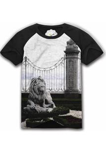 Camiseta The Garage Custom Tees Lion
