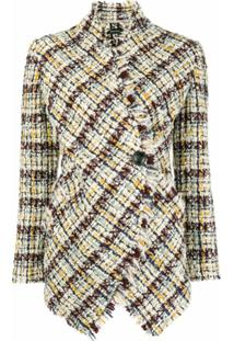 Isabel Marant Tweed Jacket - Neutro