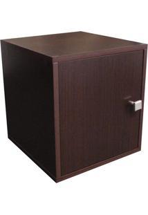 Cubo Com Porta Bcb02 Tabaco 14814 - Sun House