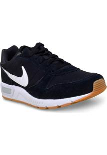 Tenis Masc Nike 644402-006 Nightgazer Preto/Branco