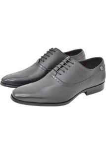 Sapato Corazzi Oxford Preto