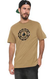Camiseta Mcd Logo Verde