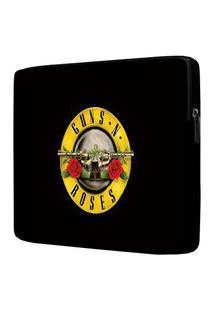 Capa Para Notebook Guns N' Roses 15 Polegadas Com Bolso