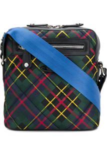 Vivienne Westwood Wimbledon Cross Body Bag - Azul