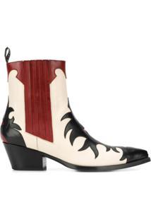 Sartore Ankle Boot Murano - Branco