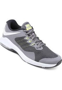 Tênis Nike Air Max Alpha Trainer Masculino - Masculino-Cinza