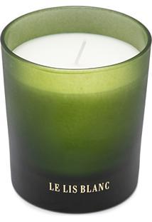 Vela Perfumada Alecrim - Verde
