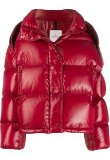 Moncler Chouette Jacket - Vermelho
