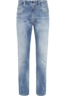 Calça Masculina Jeans Anbass - Azul