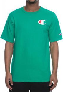 Camiseta Champion Applique Logo