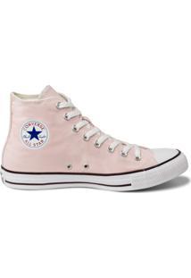 7321bbbdca ... Tênis Converse All Star Chuck Taylor Hi - Feminino-Rosa