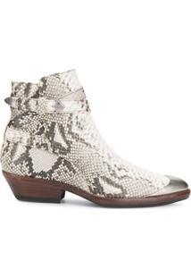 Isabel Marant Ankle Boot - Neutro