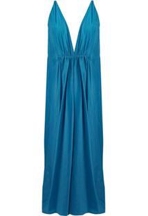 Kalita Clemence Maxi Dress - Azul