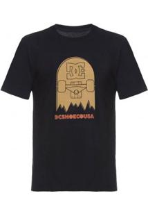 Camiseta Dc Shoes Boardstroke Masculina - Masculino