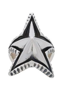 Cody Sanderson Anel 'Spike Star' - Metálico