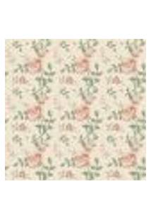 Papel De Parede Autocolante Rolo 0,58 X 3M Floral 132790727