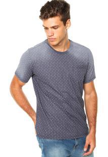 Camiseta Triton John Azul