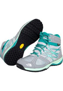 Tênis The North Face Ultra Hike Gtx Cinza